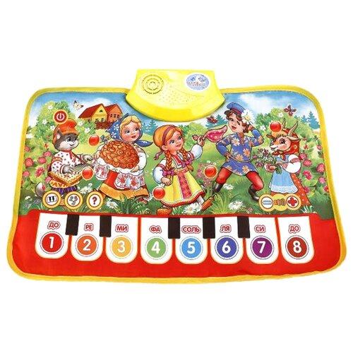 Купить Музыкальный коврик Умка Пианино Любимые потешки (HX05013-A-R6), Игровые коврики