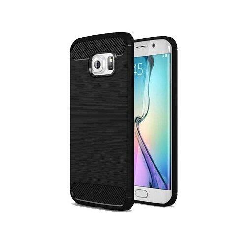 Чехол UVOO Carbon Design для Samsung Galaxy S6 EDGE (U003531SAM) черный