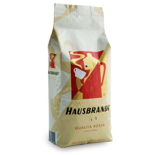 Кофе в зернах Hausbrandt Rossa, арабика/робуста, 1 кг hausbrandt кофе в зернах академия 0 5 кг вакуумная упаковка 537 hausbrandt