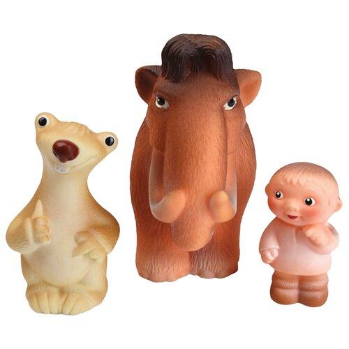 Купить Набор для ванной ОГОНЁК Древний мир 2 (С-1026) коричневый, Игрушки для ванной
