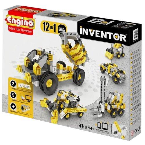 цена на Конструктор ENGINO Inventor (Pico Builds) 1234 Промышленность