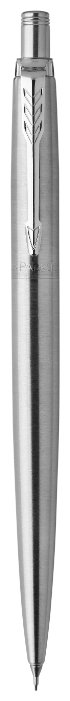 PARKER Механический карандаш Jotter Core B61 - Stainless Steel CT HB, 0.5 мм, 1 шт.