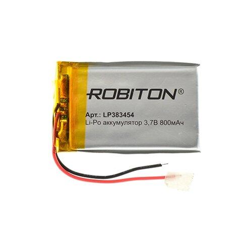 Фото - Аккумулятор ROBITON LP383454 аккумулятор robiton lp501335