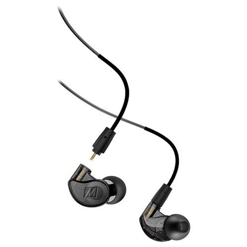 Наушники MEE audio M6 Pro 2 smoke наушники mee audio m6 2018 clear m6g2 cl