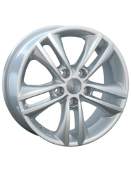 Колесный диск Replay Nissan (NS54) 7x17/5x114.3 D66.1 ET40 Silver - фото 1