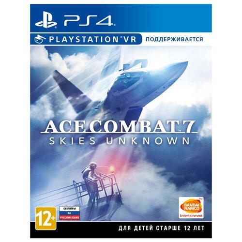 Купить Игра для PlayStation 4 Ace Combat 7: Skies Unknown, BANDAI NAMCO