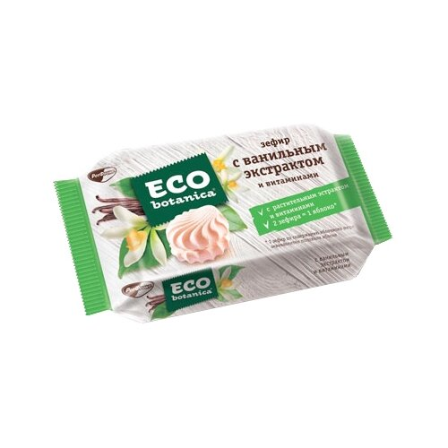 шоколад eco botanica горький с клюквенными ягодами 85г Зефир Eco botanica с ванильным экстрактом и витаминами 250 г