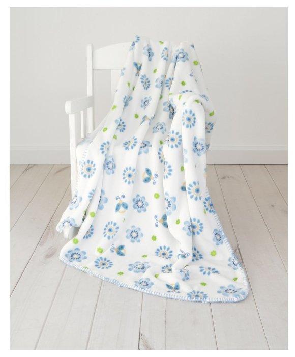 Плед Споки ноки Цветы, 150 х 200 см