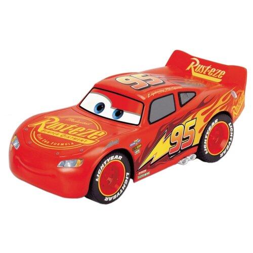 Легковой автомобиль Dickie Toys Cars 3 Молния Маккуин (203086005038) 1:16 25 см красный dickie toys сигнал регулировщика со светом 25 см dickie toys