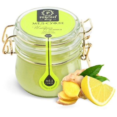 "Крем-мед Peroni ""Имбирика с лимоном"" 250 мл"