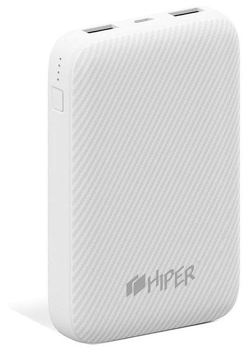 Внешний аккумулятор HIPER SPX10000 10000mAh белый
