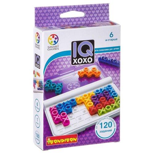 Купить Головоломка BONDIBON Smart Games IQ-XOXO (ВВ1889), Головоломки