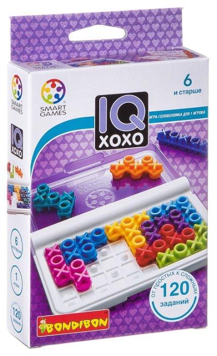 Головоломка BONDIBON Smart Games IQ-XOXO (ВВ1889)