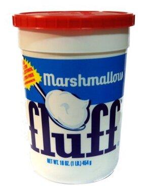 Marshmallow Fluff Vanilla 454г зефир кремовый 1 шт.