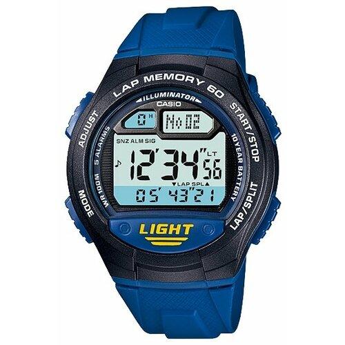 Наручные часы CASIO W-734-2A наручные часы casio illuminator w 213 2a
