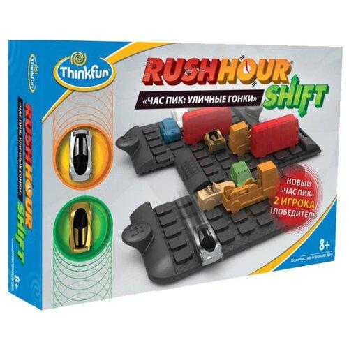 Настольная игра ThinkFun Час пик: Уличные гонкиНастольные игры<br>
