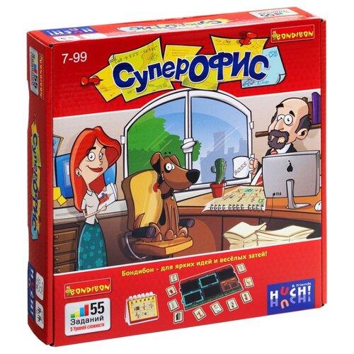цена на Настольная игра BONDIBON Супер офис ВВ0960
