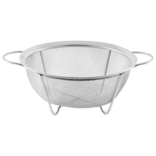 GIPFEL Сито-дуршлаг (5483) 25.5 см серебристый сито дуршлаг mayer