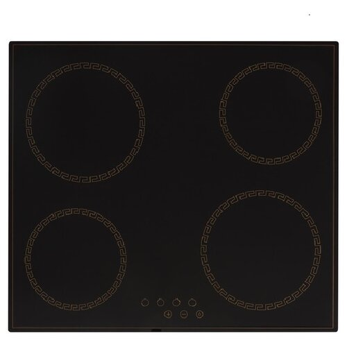 Электрическая варочная панель Simfer H60D14L011 варочная панель simfer h60n40b412
