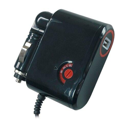 Автомобильная зарядка ROBITON K3000S, черный
