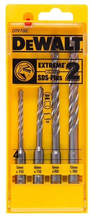 Набор SDS-plus DeWALT Extreme 2 DT9700-QZ