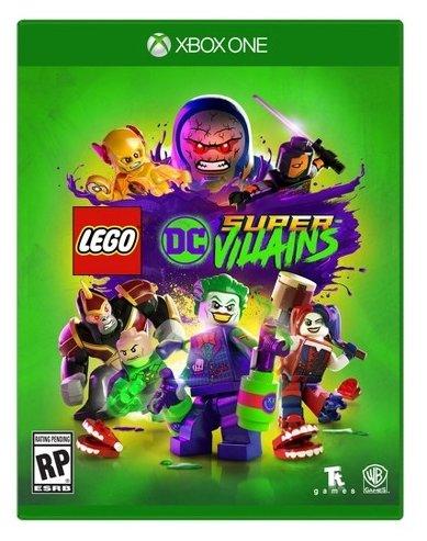 Warner Bros. LEGO DC Super-Villains