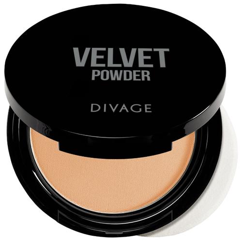 DIVAGE Velvet пудра компактная 5204 недорого