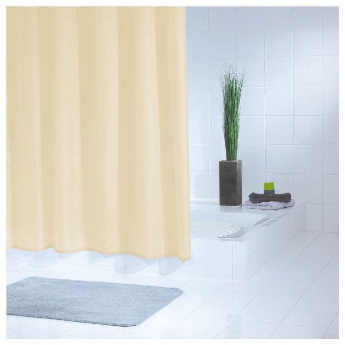 Штора для ванной RIDDER Standard 240x180 бежевый/коричневый