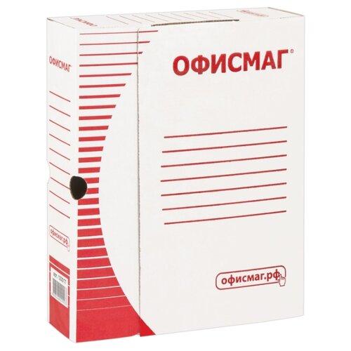 ОфисМаг Короб архивный с