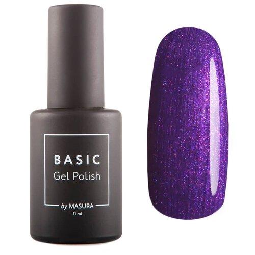 Купить Гель-лак для ногтей Masura Basic, 11 мл, ультрафиолет