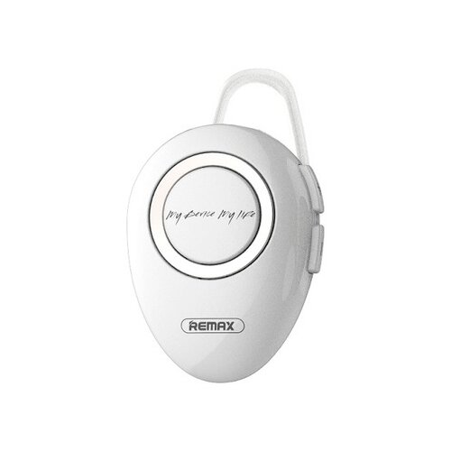 Bluetooth-гарнитура Remax RB-T22 white bluetooth гарнитура remax rb t28