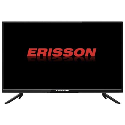 Фото - Телевизор Erisson 24HLE19T2 Smart 24 (2018) черный телевизор 50 erisson 50flea18t2sm full hd 1920x1080 smart tv черный