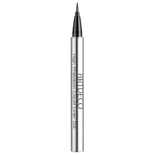 ARTDECO Подводка для век High Precision Liquid Liner, оттенок 02 grey artdeco подводка ролл для век roll it disc eyeliner оттенок 1 black