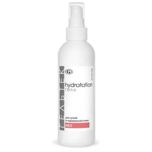 Гельтек Hydratation Гель для сухой и нормальной кожи лица серии NEO, 200 г гель для сухой и нормальной кожи лица neo hydratation гель 200мл