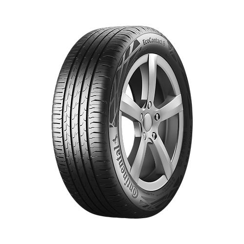 Автомобильная шина Continental EcoContact 6 195/65 R15 91T летняя