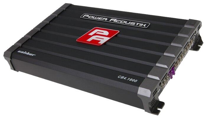 Автомобильный усилитель Power Acoustik CB4-1800