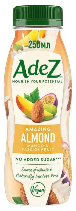 Миндальный напиток Adez Восхитительный миндаль с манго и маракуйей 250 мл
