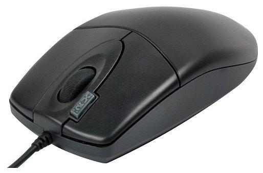Мышь A4Tech OP-620D Black USB