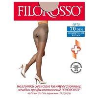 Колготки Filorosso Lift Up 70 den размер 5, бежевый