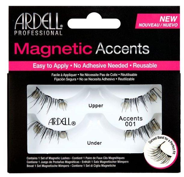 Ardell магнитные накладные ресницы Magnetic Accents 001