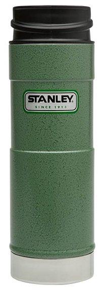 Термокружка Stanley Classic Mug 1-Hand, 0.47 л. темно-синий, 10-01394-014
