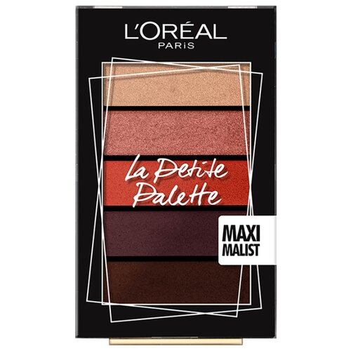 L\'Oreal Paris Мини-палетка теней для век \