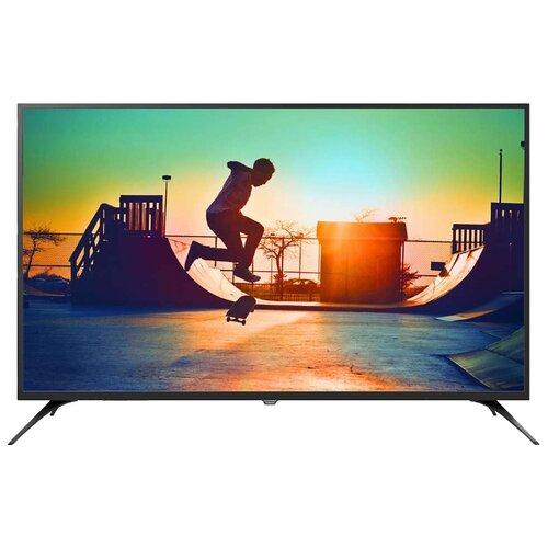 Купить Телевизор Philips 50PUT6023 черный