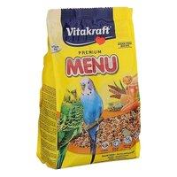 Vitakraft Корм для волнистых попугайчиков Menu 500 г