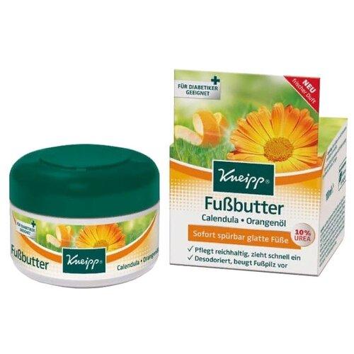Kneipp Масло для ног С календулой, маслом апельсина и мочевиной Здоровые ноги 100 мл баночкаУход за ногами<br>