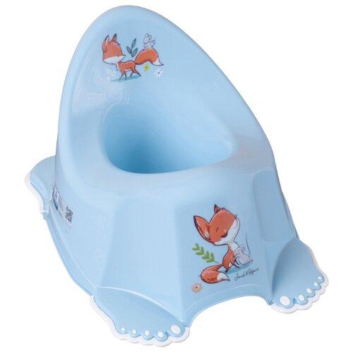 Купить Tega Baby горшок Forest Fairytale (FF-001) голубой, Горшки и сиденья