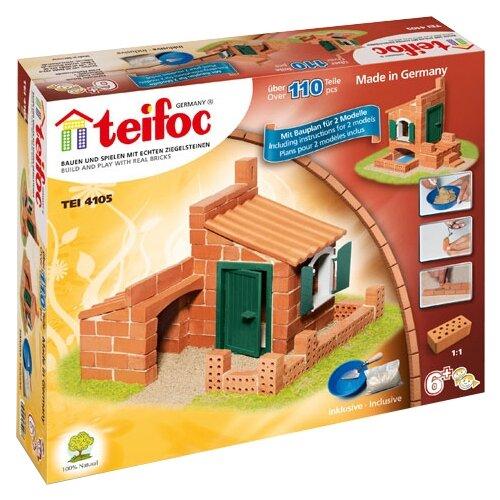 Конструктор TEIFOC Classics TEI4105 Дом, Конструкторы  - купить со скидкой