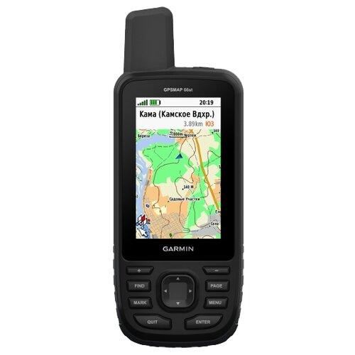 Навигатор Garmin GPSMAP 66st автомобильный набор для навигатора garmin oregon colorado dakota gpsmap 62 64