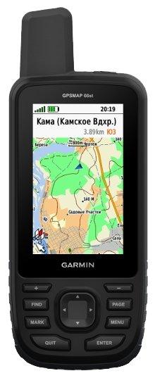 Туристический навигатор GARMIN GPSMAP 66st