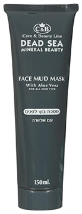 Care & Beauty Line грязевая маска Face Mud Mask с Алоэ
